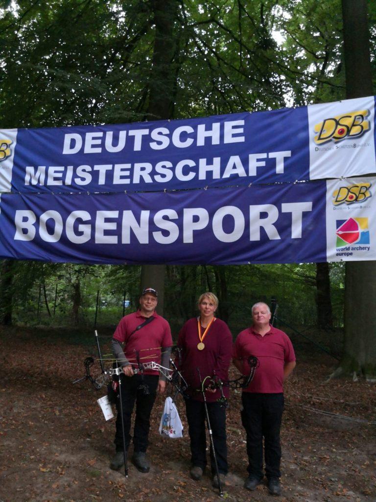 Erfolgreiche Schützen des BSC in Delmenhorst